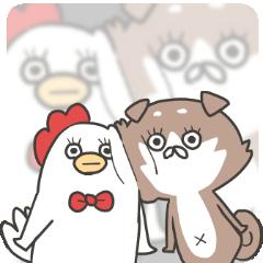 柴さんと手羽崎さん5